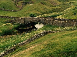 24.1400 yr old bridge.Kirby Stephen