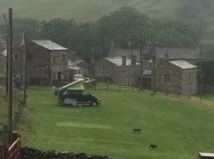 7.The whole town of Keld
