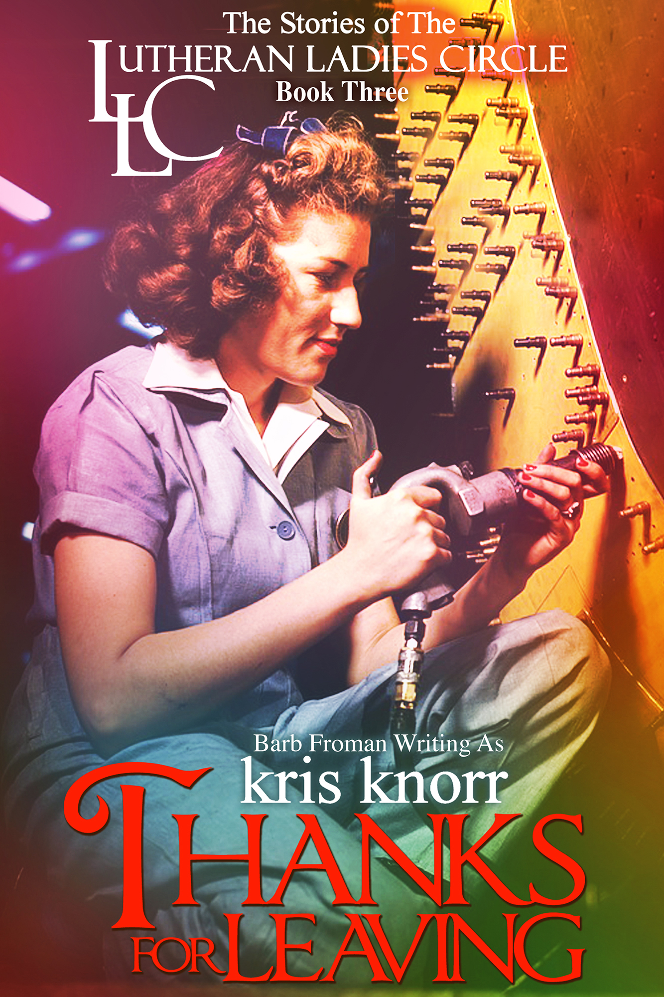 BK Froman writing as Kris Knorr